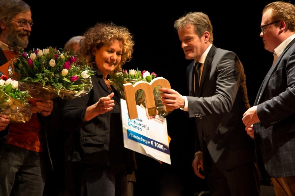 Cultuurprijs Emmen 2014